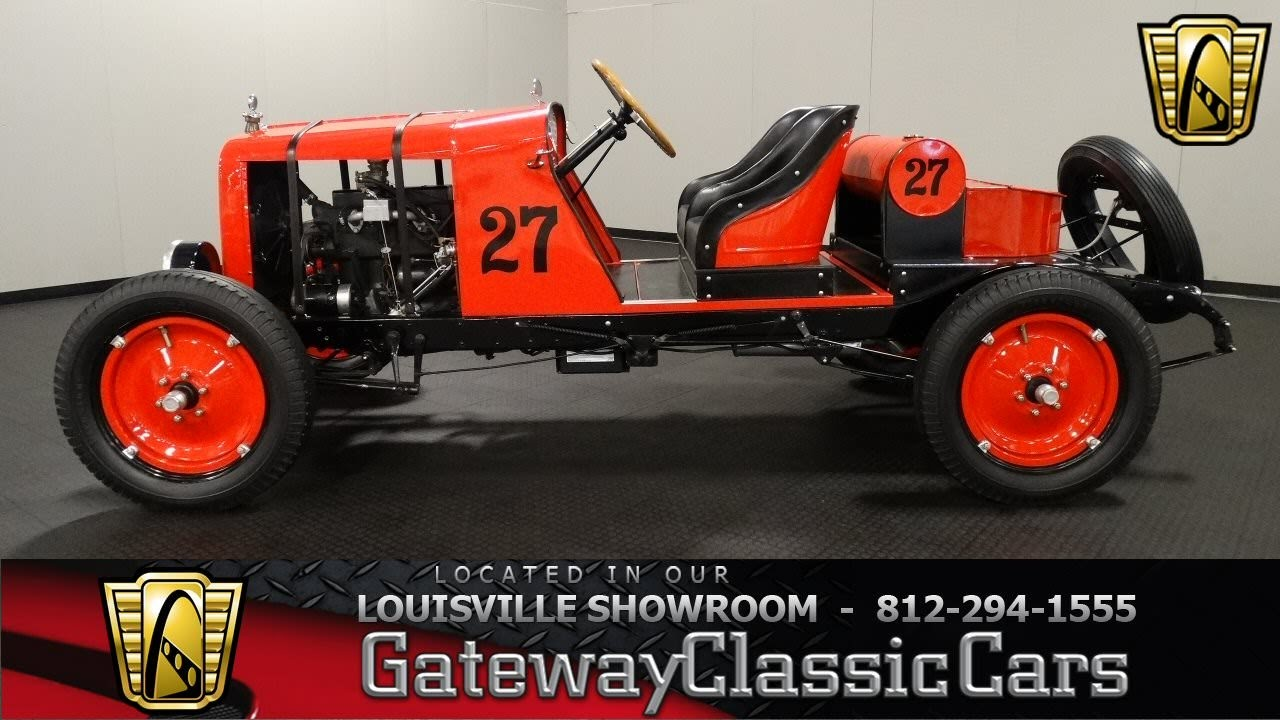 Cars For Sale Louisville Ky >> 1927 Chevrolet Speedster - Louisville Showroom - Stock # 1376 - YouTube