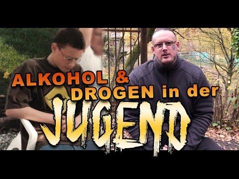 Alkohol Und Drogen ⎮ Frühe Jugend ⎮ Max Cameo #BIOGRAFIE