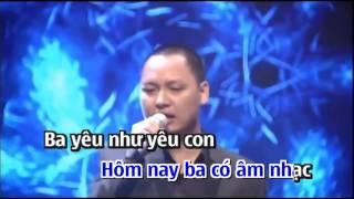 Ba Kể Con Nghe ( karaoke Hà Galaxy)