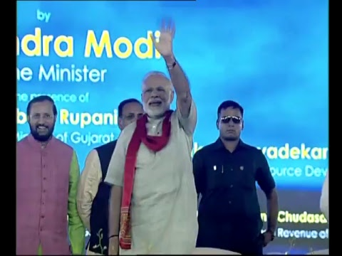PM Modi dedicates building of IIT Gandhinagar, launch Gramin Digital Saksharta Scheme