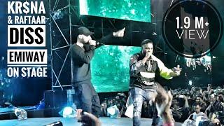 Raftaar Diss Emiway Bantai Again | Social Nation 2019