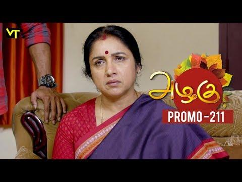 Azhagu Promo 28-07-2018 Sun Tv Serial  Online