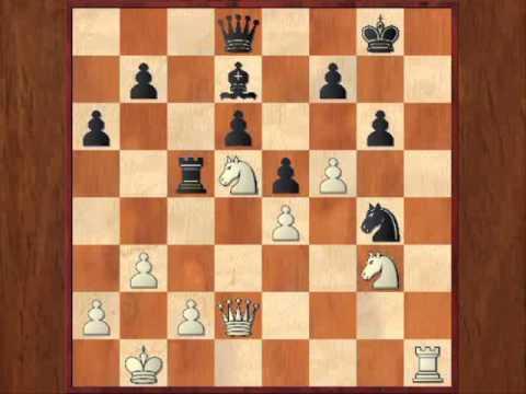 Chess News #32: Topalov -- Carlsen, Bilbao 2008