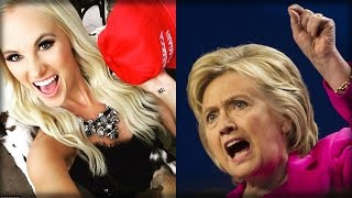 BREAKING: WHAT TOMI LARHEN JUST DID MADE HILLARY CLINTON'S LIFE A LIVING HELL!