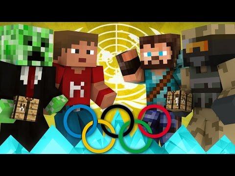 Dansk Minecraft OL - NEW ZAGILAND!! #1
