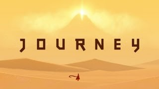 Journey - Part 1 - The Beginning | No Commentary Cooperative Playthrough PS3