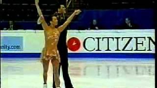 2003 Worlds Totmianina Marinin SP
