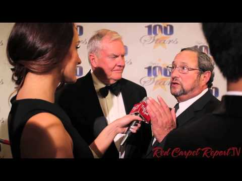 Peter Jason & Stuart Pankin at Norby Walters' 24nd Annual Night of 100 Stars Oscar Gala