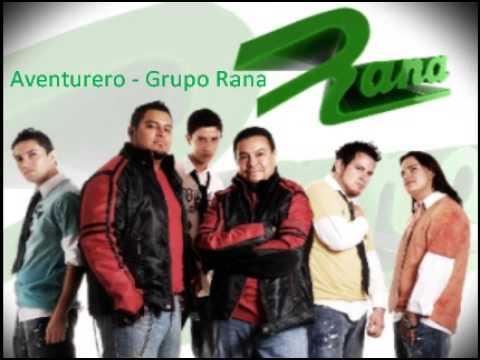 Aventurero - Grupo Rana