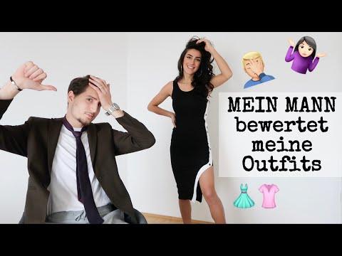 MEIN MANN bewertet meine Outfits!! 😂 Mal anders 😏 | Ebru & Tuncay