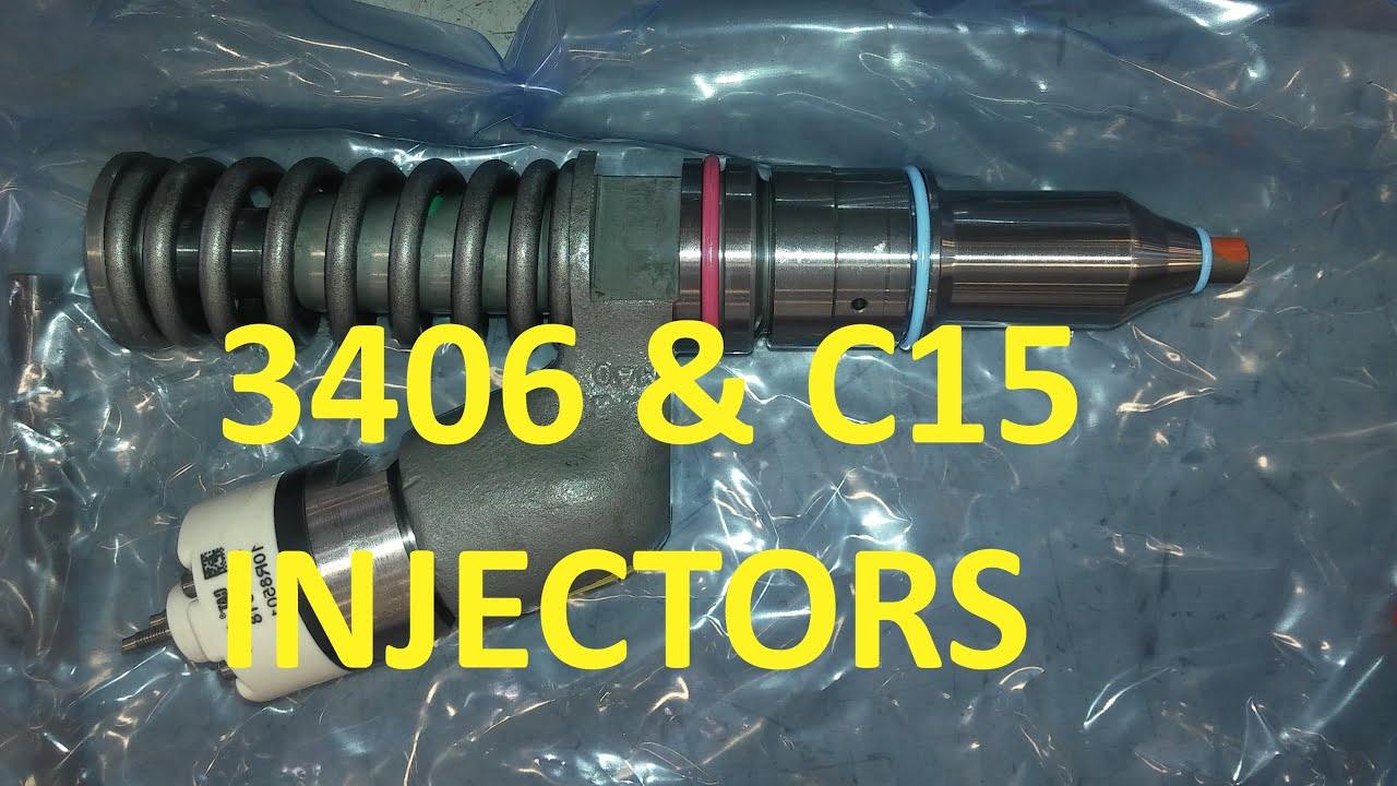 hight resolution of how to change a 3406 injector or c15 injector on cat engines