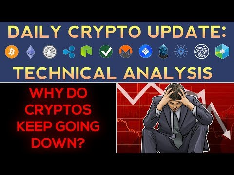 Here's Why Cryptocurrencies Keep Dropping!