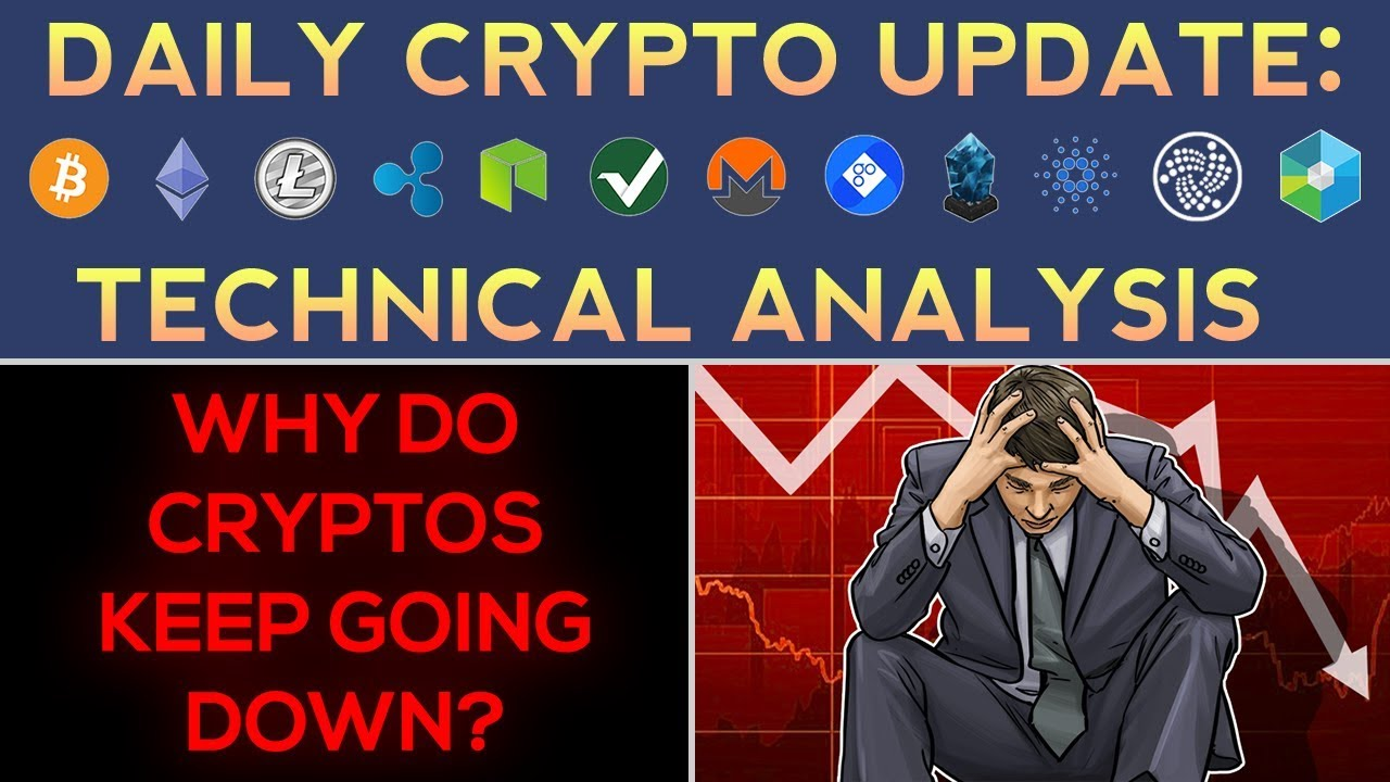 why are all the cryptocurrencies dropping