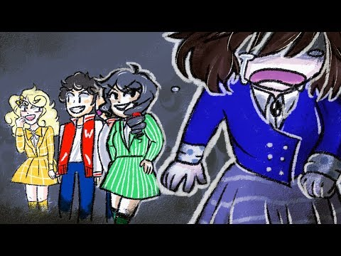 Blue (Reprise) | Heathers Animatic (color)