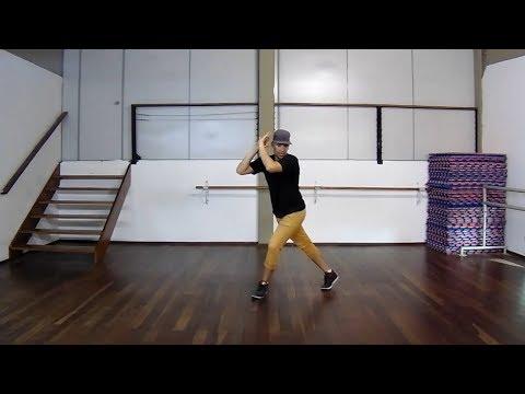 TUTORIAL CHRIS BROWN FOREVER CHOREOGRAPHY Dance Like Chris Brown