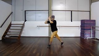 TUTORIAL | CHRIS BROWN FOREVER | DANCE CHOREOGRAPHY | Dance Like Chris Brown - #20