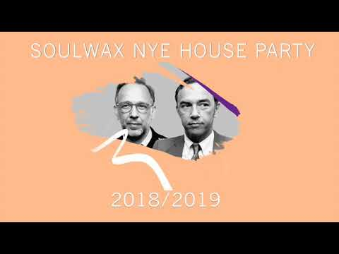 SOULWAX NYE HOUSE PARTY (part 2: 2manydjs in the mix)