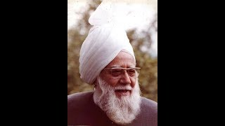 Address to Jalsa Salana United Kingdom, 5 October 1980, (Hazrat Khalifatul Masih III)