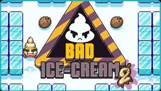 Bad Ice Cream Full Gameplay Walkthrough 2016 Friv games for KIDS Boys Girls #1