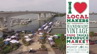 Pierce Street Market - Clearwater Florida