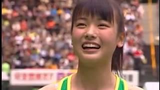 uteリーダー・矢島舞美ちゃんの身体能力が半端ないと言われる原点動画.
