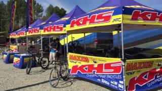 KHS Bicycles at Cyclofest 2016