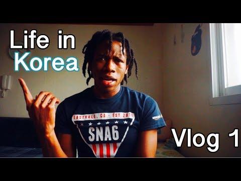 Life in Korea | Vlog 1