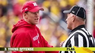 Remember When Nebraska... Wait. This Video Has Been Flagged Hail Varsity No Huddle S4 E4