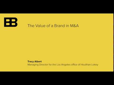 The Value of a Brand in M&A