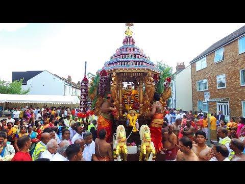 20th Chariot Festival – Shree ghanapathy Temple, Wimbledon – 30-07-2017 (Part 3 - 7)