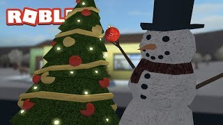 ROBLOX BLOXBURG PREPARE FOR CHRISTMAS!