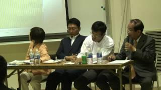 総選挙の争点、年金不安について、大野氏の反論 thumbnail