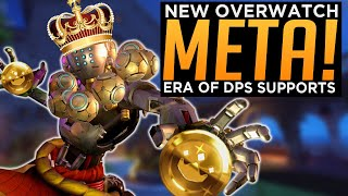 NEW Overwatch Meta Guİde - Playmaking Support Carry Playstyle