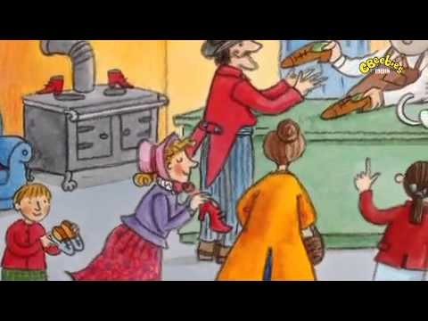 Bedtime Stories - The Elves and the Shoemaker - YouTube