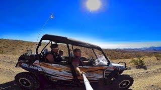 Off-roading outside Lake Havasu City