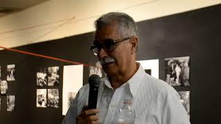 Félix Lucio Hernández Gamundi  se presenta en la exposición fotográfica