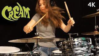 White Room (Cream)   Drum Cover by Sina