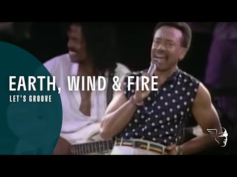 Earth, Wind & Fire - Let's Groove (Live In Japan)