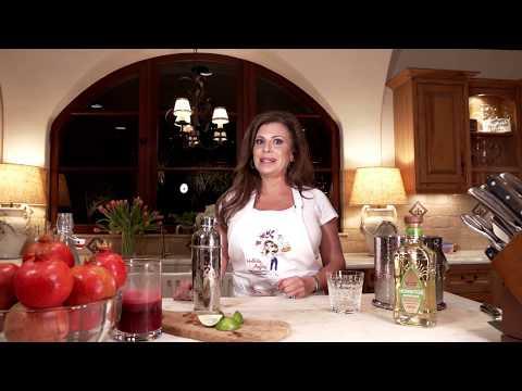 Mixology with HolliDay AnyDay: Pomegranate Margarita