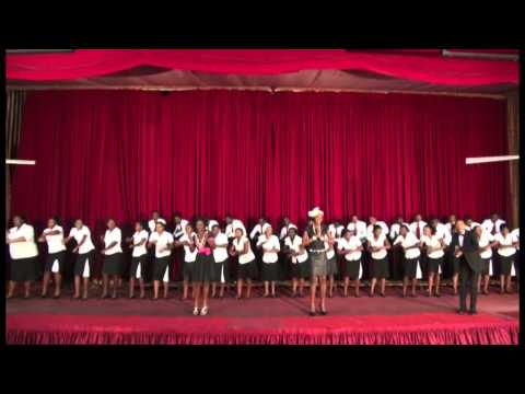 Jesus Loves Me - The Glorious Voices (the University of Yaounde I Choir)