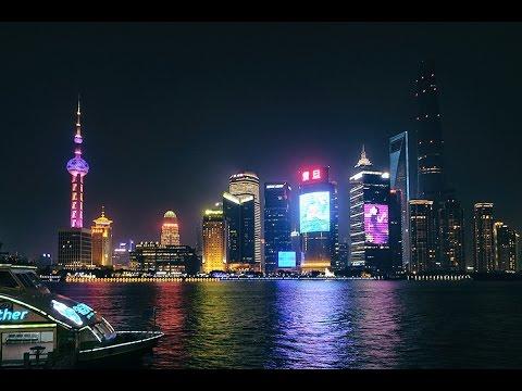 [상해 여행] 아름다운 와이탄 야경, The Bund or Waitan Waterfront in Shanghai, China