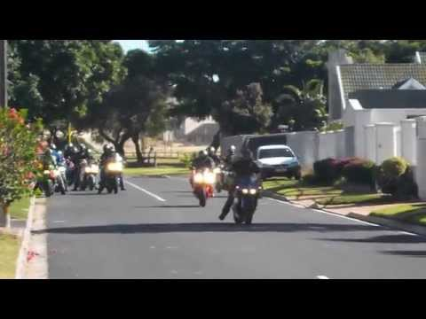 AWESOME BIKERS - CAPE TOWN, SOUTH AFRICA