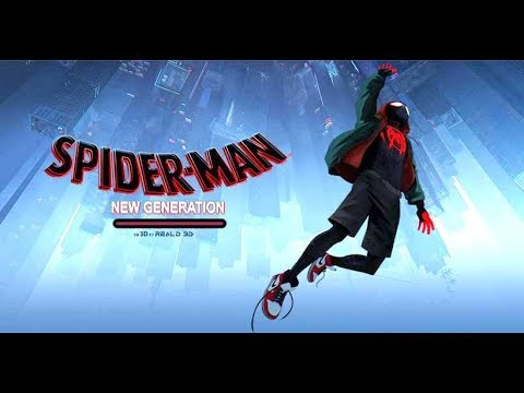 spider-man afro-américain : extraits : spider-man : new generation 2018. vf - youtube