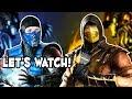Scorpion VS Sub Zero Epic Rap Battle REACTION Scorpion And Sub Zero Watch Parody mp3