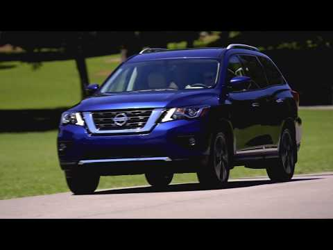 2020 Nissan Pathfinder Driving Video