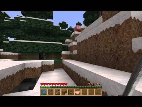 Minecraft LP #1 строю домик!!