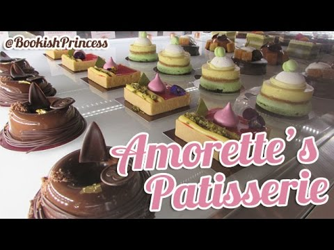 AMORETTE'S PATISSERIE at Disney Springs