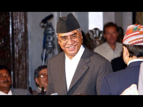 In the backdrop of Doklam issue, Nepalese Prime Minister visits India