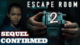 ESCAPE ROOM 2  Ölümcül Labirent 2  Teaser  HD (Aug 28 2020)
