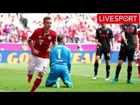 Bayern Munich Vs Arsenal Live Champions League Round 16  (15 February 2017)